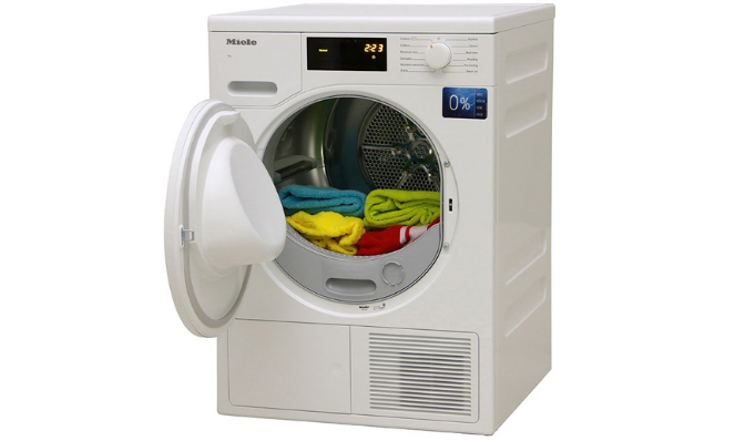 Energy-efficient tumble dryer