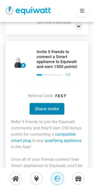 Referral Scheme - 1 invite shared1