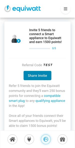 Referral Scheme - Share Invite1