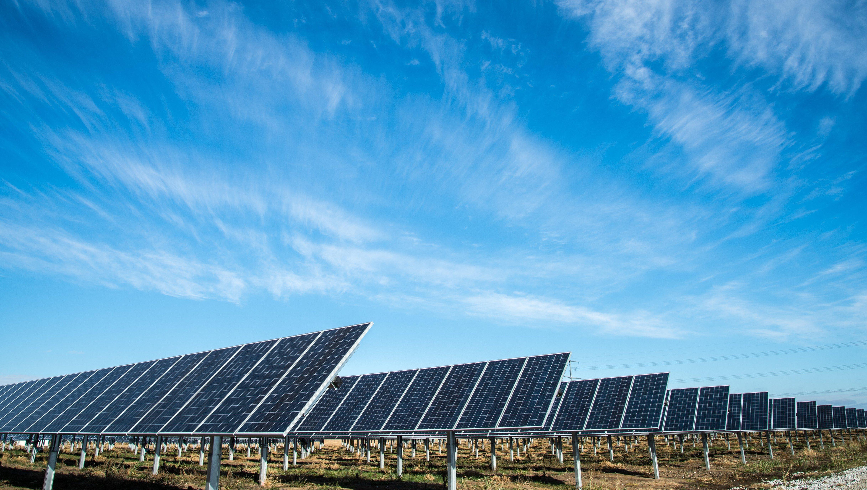 Solar powered renewable energy